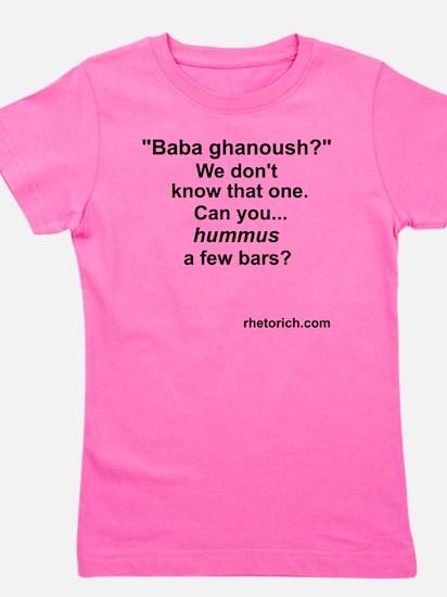 Baba Ga-What!?! Girl's Tee