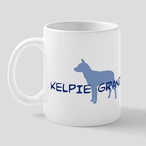 Kelpie Grandpa Mug