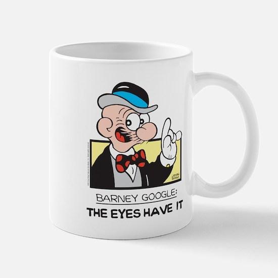 The Eyes Have It Mug