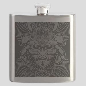 Samurai Rising Flask