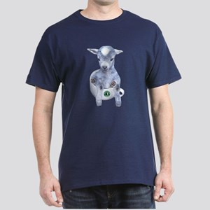 TeaCup Goat Dark T-Shirt