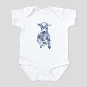 TeaCup Goat Infant Bodysuit