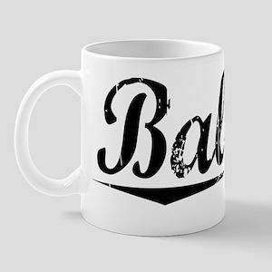 Balmer, Vintage Mug
