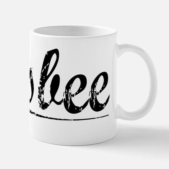 Bisbee, Vintage Mug