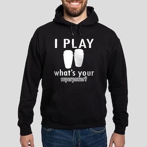 I play Conga Hoodie (dark)