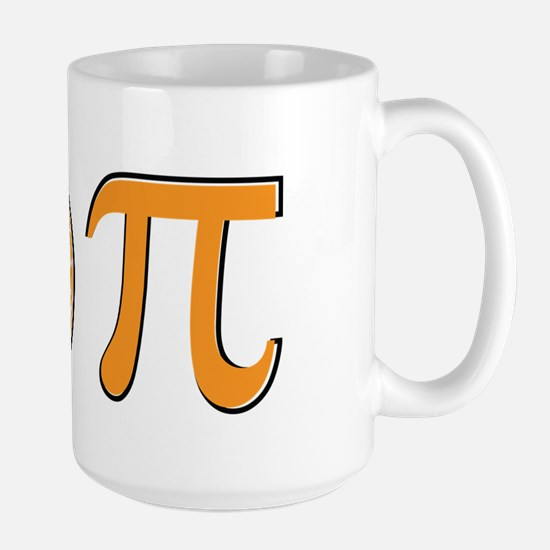 Pumpkin pie Large Mug