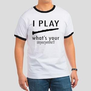 I play Oboe Ringer T