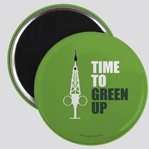 Hypo-Derrick - Time to Green Up Magnet