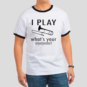 I play Trombone Ringer T
