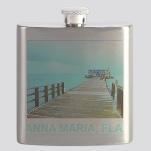 Cool Rod & Reel Pier Flask