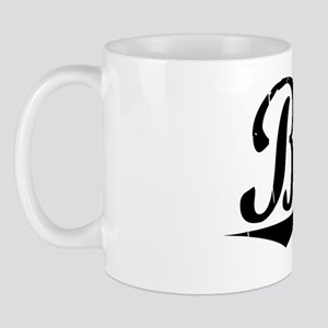 Betts, Vintage Mug