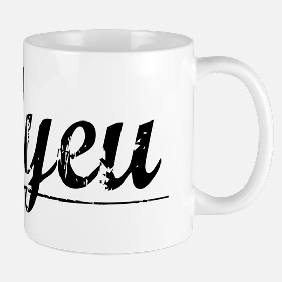 Bilyeu, Vintage Mug