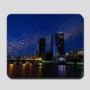 Lights in the Night GR 9-28-12 Mousepad