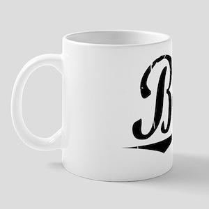 Bliss, Vintage Mug