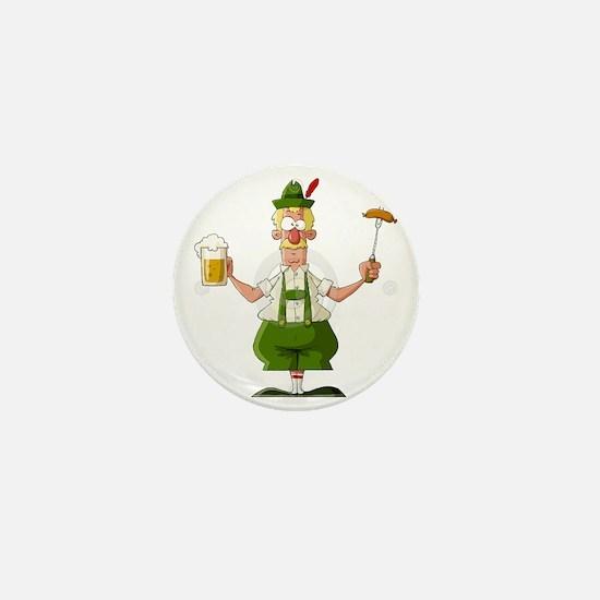 Hans Mini Button