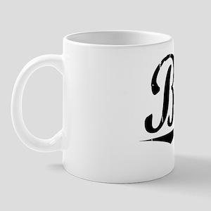 Boyd, Vintage Mug