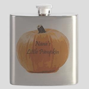 Nana's Little Pumpkin Flask