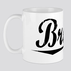 Brady, Vintage Mug