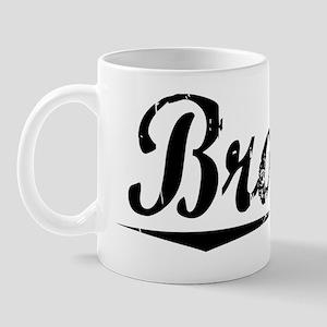 Brawn, Vintage Mug