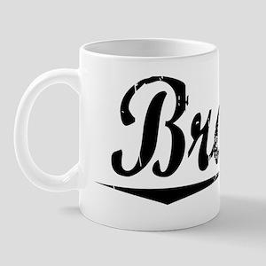 Braun, Vintage Mug