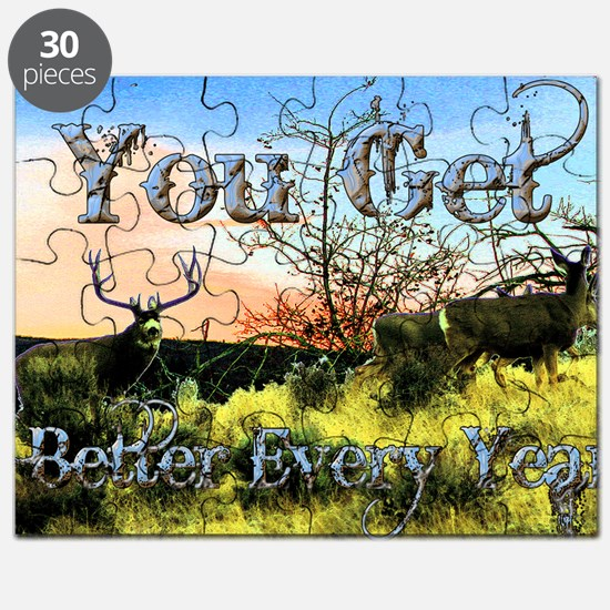 Better every year Puzzle