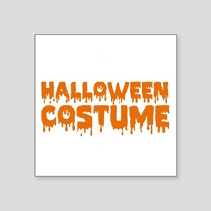 "worstHalloween1D Square Sticker 3"" x 3"""