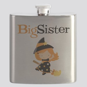 Witch Big Sister Flask