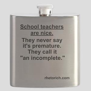 School Teachers Flask