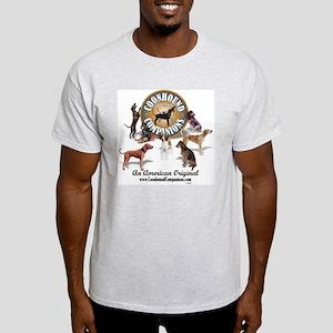 Logo + hounds Light T-Shirt