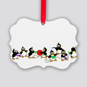PenguinTD Picture Ornament