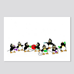 PenguinTD Postcards (Package of 8)