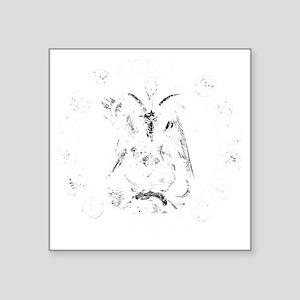 """COVEN NEVOC Goat LOGO Square Sticker 3"""" x 3"""""""