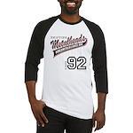 """WMA """"Metalheads"""" Baseball Jersey"""