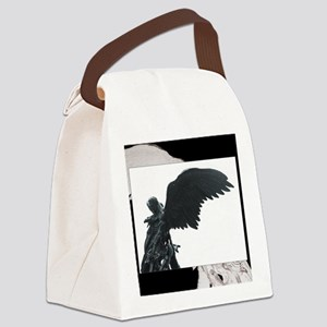 St. Michael Canvas Lunch Bag