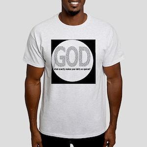 godbutton Light T-Shirt