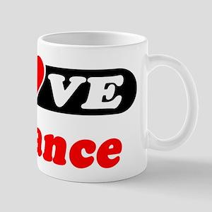 I Love Terrance Mug