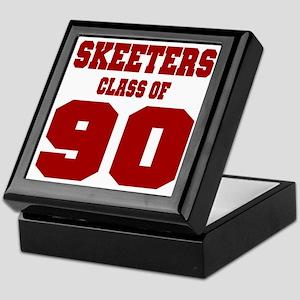 MHS Class Of 1990 Keepsake Box