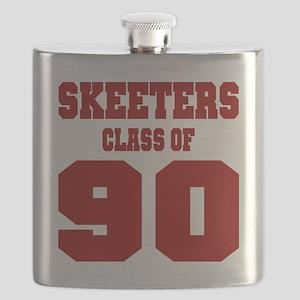 MHS Class Of 1990 Flask