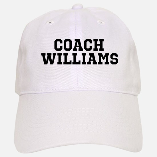 Personalized Sports Coach Hat