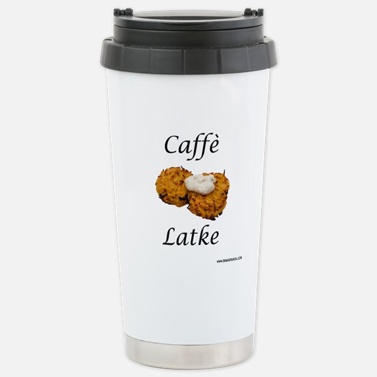 Caffe Latke Stainless Steel Stainless Steel Travel
