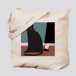 cat and nun blanket Tote Bag