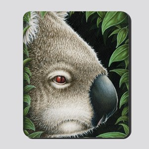 Koala Panel Print Mousepad
