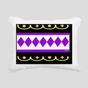 CHOCTAW INDIAN Rectangular Canvas Pillow