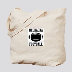 Nebraska football Tote Bag