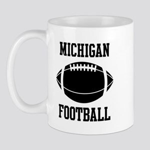 Michigan football Mug