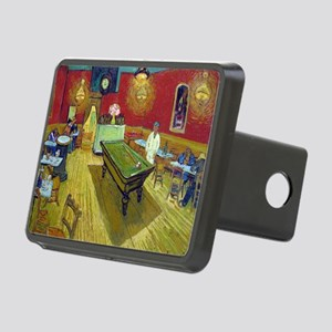 Vincent Van Gogh Night Caf Rectangular Hitch Cover
