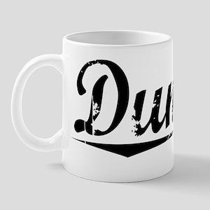Dunbar, Vintage Mug