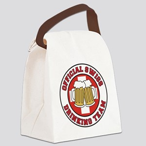 Swiss Drinking Team Canvas Lunch Bag