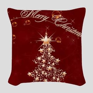 rgc_shower_curtain Woven Throw Pillow