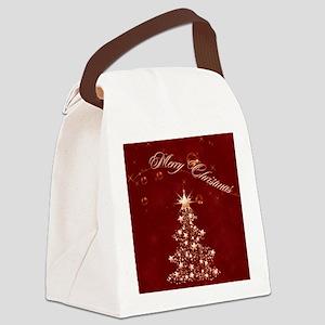 rgc_shower_curtain Canvas Lunch Bag